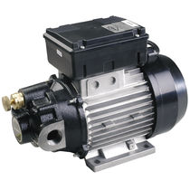 Oil pump / electric / rotary vane / self-priming