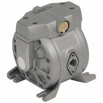 Solvent pump / for diesel / pneumatic / double-diaphragm