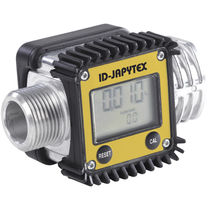Positive displacement meter / flowmeter / digital / electromechanical / ATEX