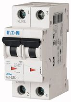 Short-circuit circuit breaker / miniature / DIN rail