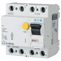 Differential residual current circuit breaker / automatic / DIN rail