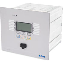 Voltage protection relay / high-voltage / panel-mount