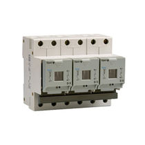 IEC fuse holder