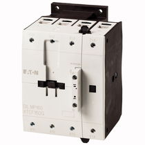 Power contactor / electromagnetic / 4-pole