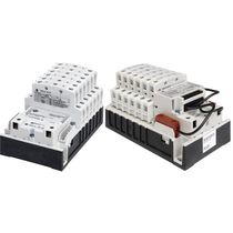 Lighting contactor / electromagnetic / multipole / AC