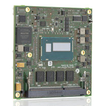 COM Express computer-on-module / Intel® Celeron® / Intel® Core™ i series / 4th generation Intel® Core™
