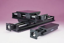 Linear stage / manual / single-shaft