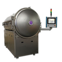 Plasma surface treatment machine / PC-controllable