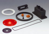 Round bellows / plastic / for machines