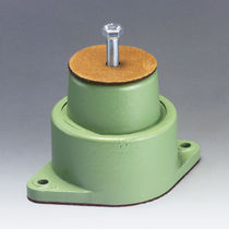 Threaded anti-vibration mount / spring damper / machine