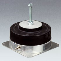 Type D anti-vibration mount / air spring / for compressors