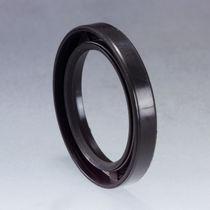 C-ring seal / lip / spring-loaded / NBR