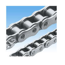 Power transmission chain / roller / stainless steel / corrosion-resistant