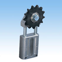 Chain tensioner / spring-loaded / linear
