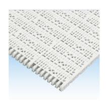 Plastic conveyor chain / for heavy loads / modular