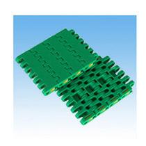 Plastic conveyor chain / modular / flexible
