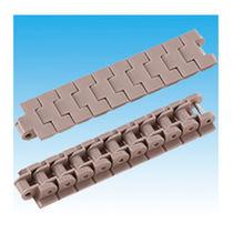 Plastic conveyor chain / small-size / block