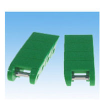Plastic conveyor chain / roller / small-size / block