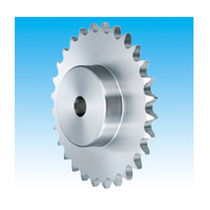 Straight-toothed sprocket wheel / hub / stainless steel / plastic