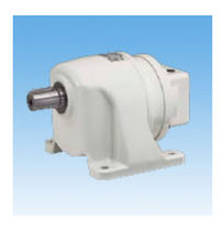 Parallel-shaft servo-gearmotor / helical / two-stage / three-stage