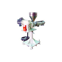 Twin-screw coextruder