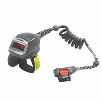 Barcode scanner / for warehouses / handheld / hands-free