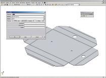 Design software / sheet metal / 3D / 2D