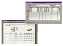 Optimization software / rectangular cutting / sheet metal
