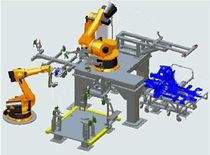 Manufacturing process engineering software