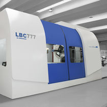 Orbital grinding machine / external cylindrical / internal cylindrical / for landing gear