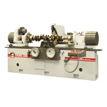 Cylindrical grinding machine / for crankshafts / PLC-controlled / automatic