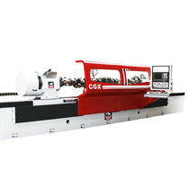 External cylindrical grinding machine / for crankshafts / CNC