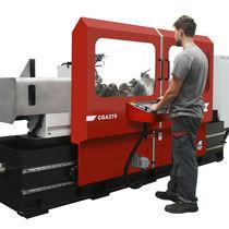 Crankshaft grinding machine / external cylindrical / CNC / manual