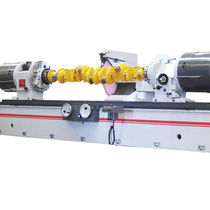 External cylindrical grinding machine / for crankshafts / PLC-controlled