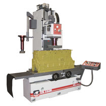 Manually-controlled boring mill / vertical / multi-axis