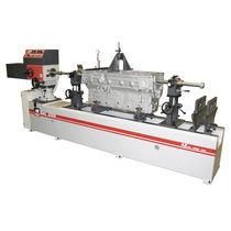 Manually-controlled boring machine / horizontal