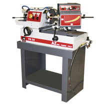 External cylindrical grinding machine / for tubes / PLC-controlled / CBN