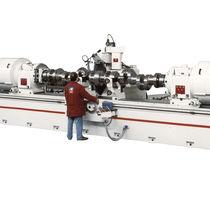 Cylindrical grinding machine / for crankshafts / CNC / CBN