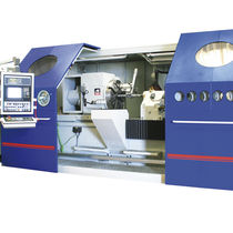 External cylindrical grinding machine / for metal sheets / tool / CNC