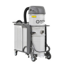 Explosion-proof vacuum cleaner / hazardous dust / three-phase / industrial