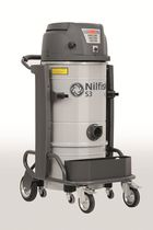 Dry vacuum cleaner / hazardous dust / single-phase / industrial