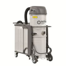 Dry vacuum cleaner / hazardous dust / three-phase / industrial