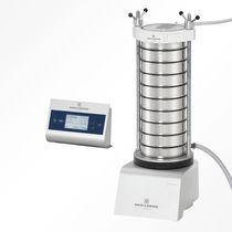 Wet sieving sieve shaker / for powders / for pellets / for pharmaceutical applications