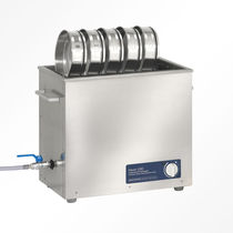 Ultrasonic cleaning system / for medical applications / for the chemical industry / for medical applications