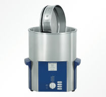 Ultrasonic cleaning system / manual / for the food industry / laboratory