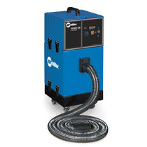 Welding fume extractor / portable