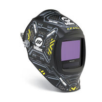 Auto-darkening welding helmet / en 379