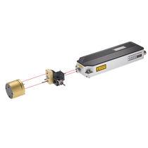 Absolute linear encoder / laser