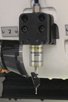 Measurement touch probe / 3D / for machine tools / compact