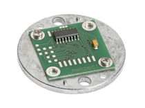 Absolute rotary encoder / incremental / magnetic / flange-mount